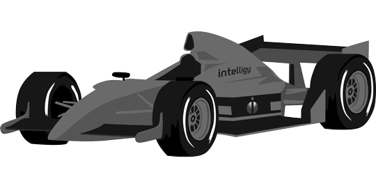 Intelligy Solutions Racecar